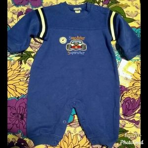 NWT Vintage Carter's Jumpsuit
